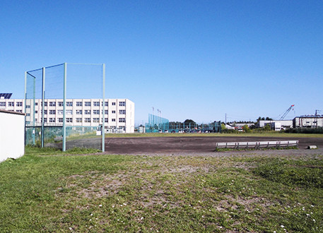 拓北野球場